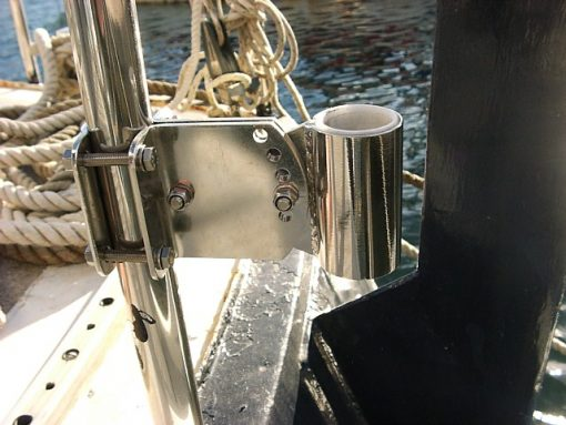 Adjustable Gangway Attachment Mount