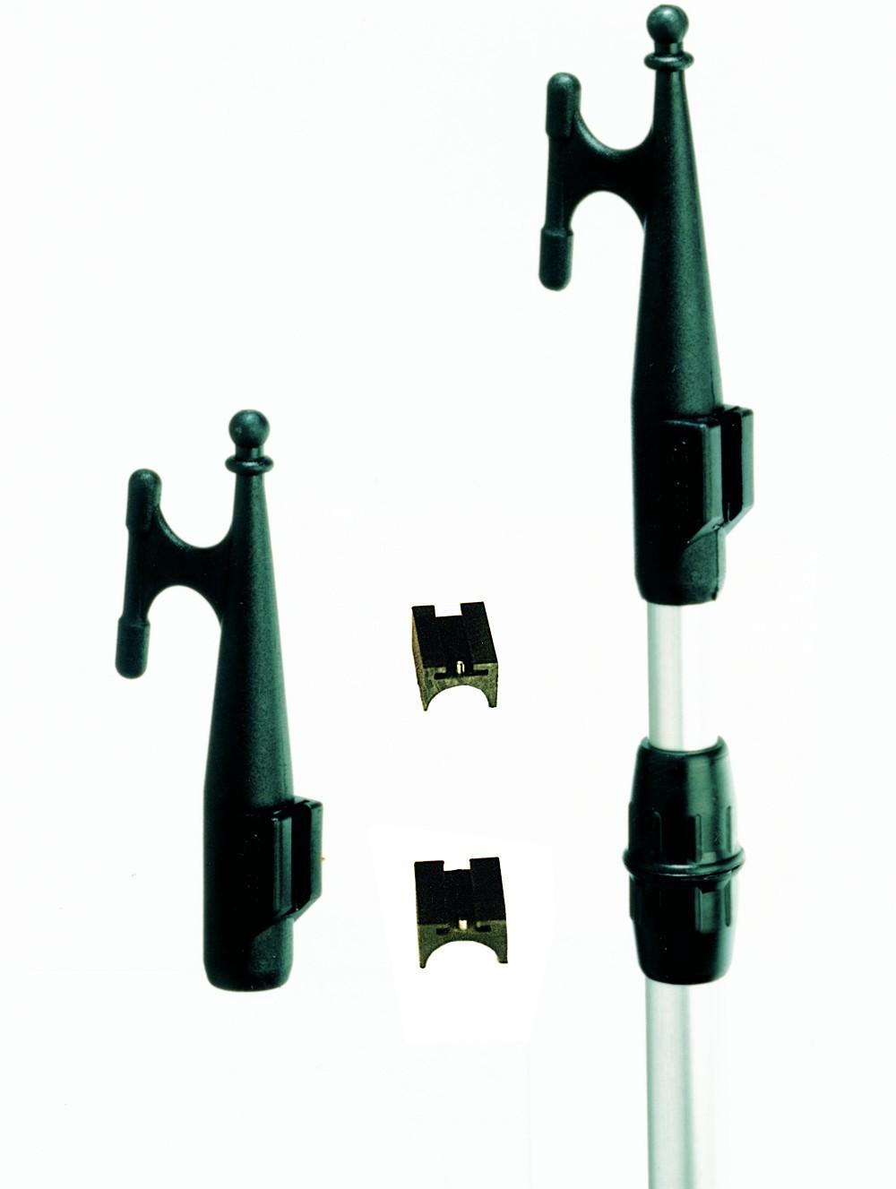 Bichero completo o punta de bichero y adaptadores