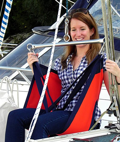 silla movilidad reducida barco