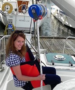 Silla para discapacitados barco