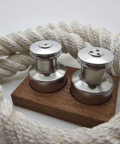 Salero y Pimentero en el diseño nautico