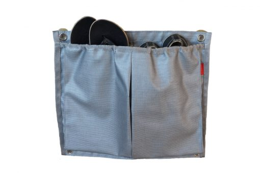 Storage bag for ropes