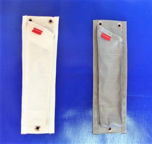Storage ba for winch handle