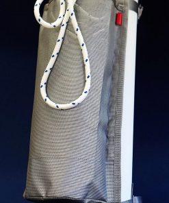 Storage bag for halyards