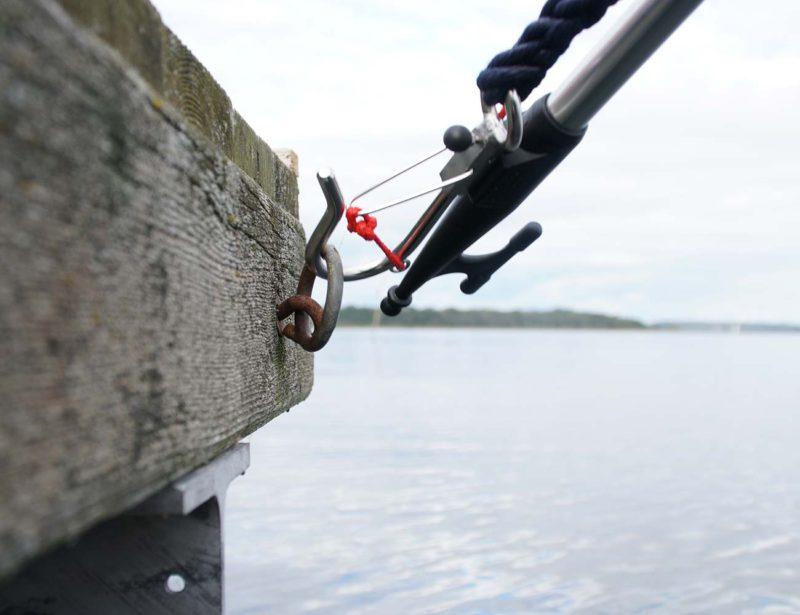 Mooring Buoyand Retrieving Hook
