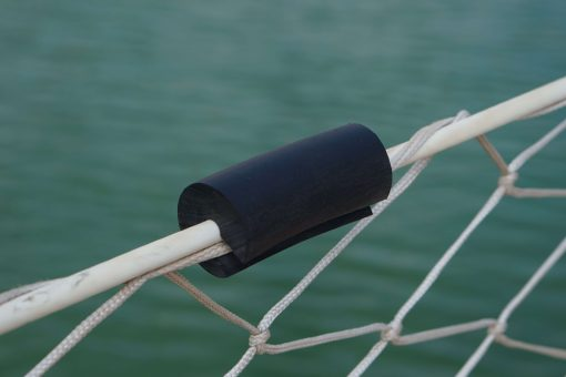 Casquillo para cable de barandilla
