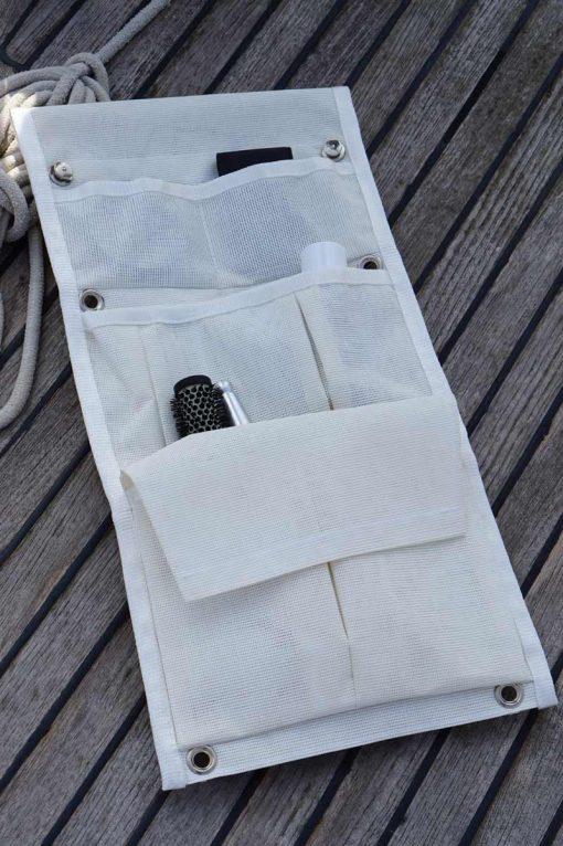 Bolsa para la barandilla - Grande, blanca