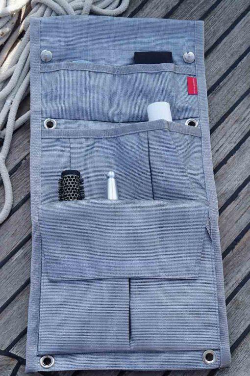 Bolsa para la barandilla - Grande, gris