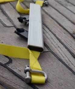 Mast ladder extension