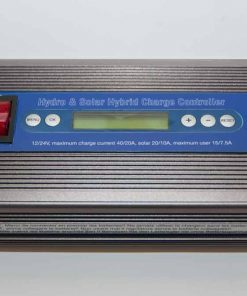 Hydro Charger electronic regulator