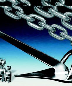 Anclas y cadenas de anclas