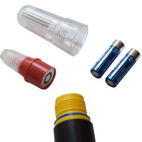 Iluminación LED para la boya de fondear